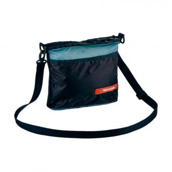 Сумка на плечо Ultralight Chest Bag 	black&grey