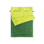 Спальный мешок Double Sleeping Bag with Pillow tree green